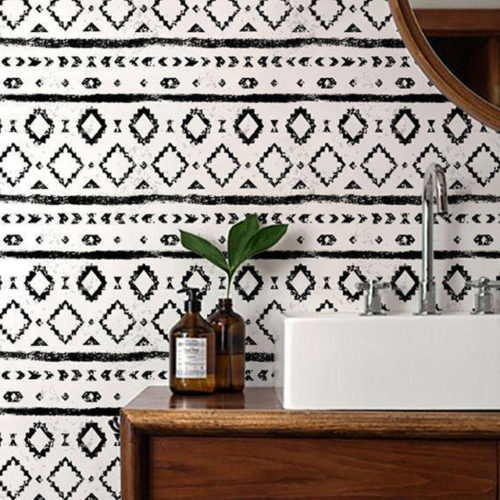 Removable Wallpaper: 18 of our favorites | Mint Modern Home